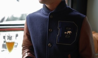 Brooklyn Circus 'Shelby Blues' Varsity Jacket