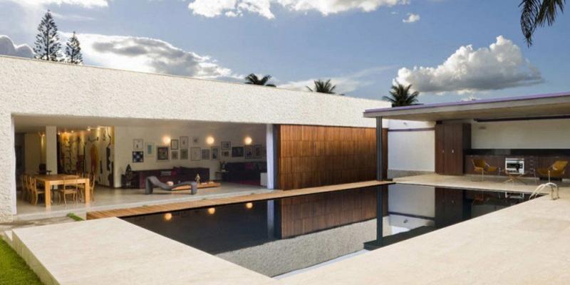 Casa 8 by atria arquitectos highsnobiety for Casa moderna l