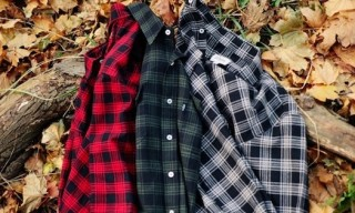 DQM Holiday 2012 Woven Shirts