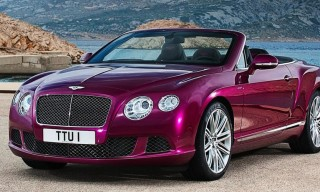 Introducing the 2013 Bentley Continental GT Speed Convertible