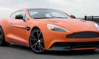 Introducing the 2014 Aston Martin Vanquish