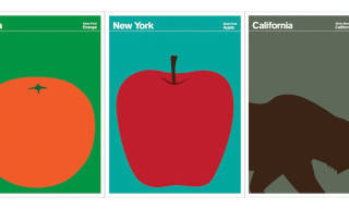 Julian Montague 'State of America' Prints