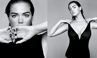 Kate Upton Continues to Surpass Expectations with Latest Shoot for Vogue UK