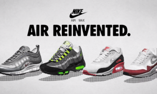Nike Presents: Air Reinvented – Air Max Engineered Mesh