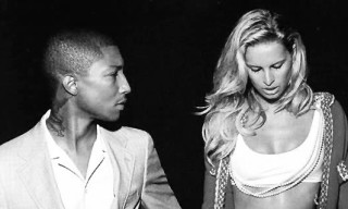 Video: Pharrell Williams & Karolina Kurkova in Brazil by Jason Goldwatch
