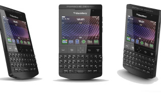 Porsche Design New Black P'9981 BlackBerry