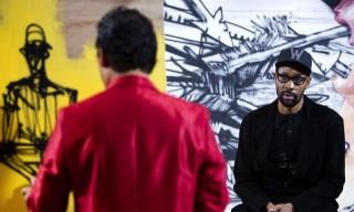 David Choe x RZA – Hurricane Sandy Benefit 'The Gift Show' Opens Saturday