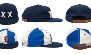 The Decades x Ebbets Field Flannels Caps