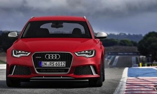 The Third-Generation Audi RS6 Avant