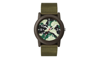 Timex 'Camo Camper' Watch