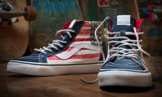 Vans Sk8-Hi Reissue 'American Flag'