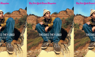 "Adam ""MCA"" Yauch Covers The New York Times Magazine"