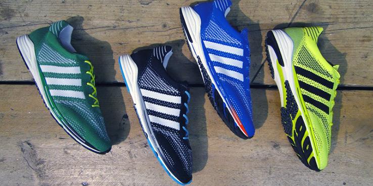 hot sale online 1e3d5 997af adidas adiZero Primeknit Marathon Pack