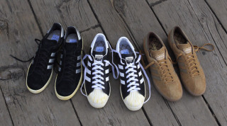 adidas Originals for mita sneakers Holiday 2012 Vintage Pack ... 40607781d4ad