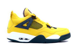 "Air Jordan IV ""Lightning"" Slated for Release on March 2nd 2013"