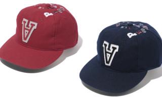 Bape x Ebbets Field Flannels Spiral Wool Caps