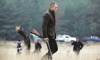 """Win the James Bond """"Skyfall"""" Barbour Jacket from End Clothing"""