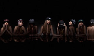 "Black Scale Winter 2012 Headwear Lookbook ""Last Supper"" by Arturo Torres"