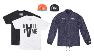 Black Scale x Hall of Fame 'BLVCK FVME COLLECTION'