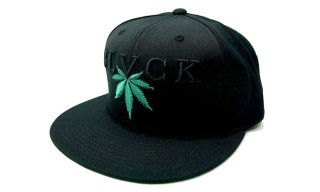 Black Scale Legalize It Snapback Cap