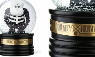 Bounty Hunter Skull-Kun Snow Globe