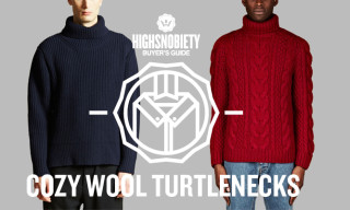 Buyer's Guide: Cozy Wool Turtlenecks
