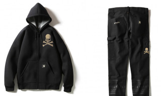 Carhartt WIP x mastermind JAPAN Holiday 2012 – Hooded Thermo Sweater & Double Knee Pant