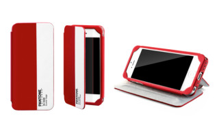 Case Scenario x Pantone Universe iPhone Bookcase