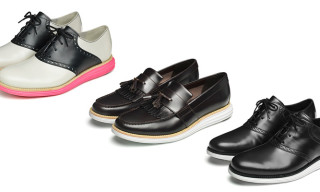 Cole Haan x fragment design Lunargrand Holiday 2012 Footwear Collection