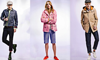 COMME des GARCONS JUNYA WATANABE MAN and eYe 2013 Spring/Summer Collection Preview