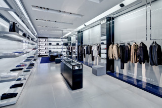 Dior Homme Opens Flagship Store in Miami Design Destrict in Time for Art  Basel Miami 2012 64bf3903b2f5