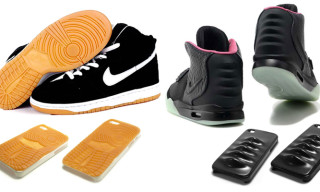 Sneaker Inspired iPhone Cases – G.O.A.T., Gum One, and Yeezy 2