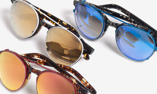 Garrett Leight Holiday 2012 Eyewear