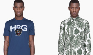 New Givenchy Spring/Summer 2013 Collection Releases