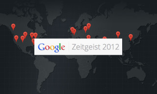 Google Zeitgeist 2012 – What Did People Search for in 2012?