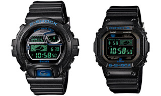 "G-Shock ""Initial Blue"" Pack"