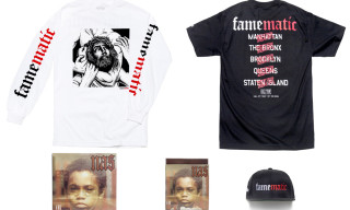 Hall Of Fame x Get On Down Nas 'Illmatic' Gold Edition Pack