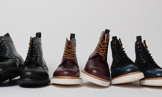 Mark McNairy x Haven Holiday 2012 Boot Collection