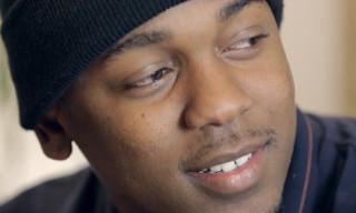 Highsnobiety TV: A Conversation with Kendrick Lamar
