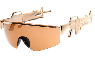 Jeremy Scott and Linda Farrow Present the AK-47 Sunglasses