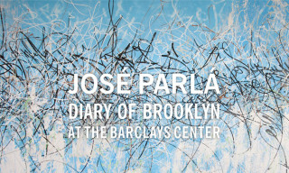 José Parlá Commissioned by the Barclays Center