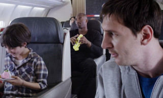Video: Kobe vs Messi – Legends on Board