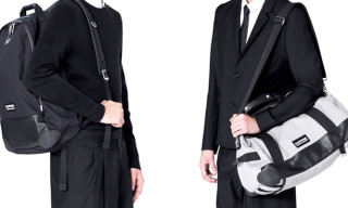Kris Van Assche x Eastpak Capsule Collection Spring 2013 Lookbook