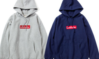 "Mark McNairy for Heather Grey Wall ""Lackluster"" Hoodies"
