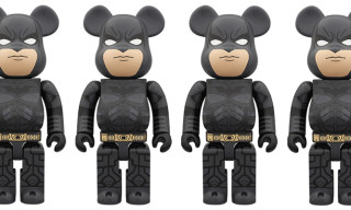 "Medicom x Batman ""The Dark Knight Rises"" 400% Bearbrick"