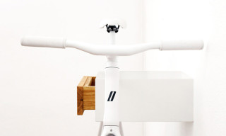 Tîan – Minimalistic Bike Furniture