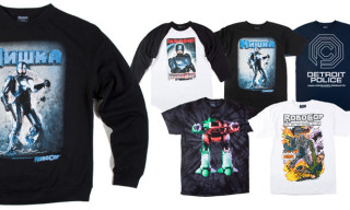 Mishka x RoboCop 25th Anniversary Capsule Collection