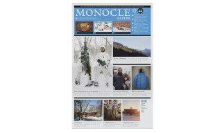 Monocle Alpino Magazine 2012/2013 Issue
