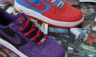 Nike Air Force 1 Godzilla Pack Spring 2013
