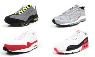 Nike Air Max Engineered Mesh Pack
